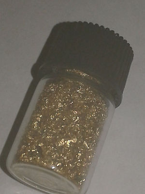 10 Grams 22K To 23K natural Alaskan Placer Gold Nuggets and Flakes