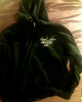 Roger Waters Pink Floyd The Wall Official Tour Event Hoodie Xl