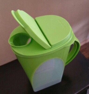 Brand New Tupperware, Impressions, Green Pitcher, 1.7L