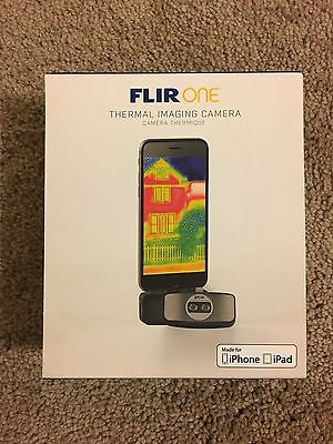 FLIR ONE Thermal Imager For IOS iPhone AMAZING CONDITION, Lightly used