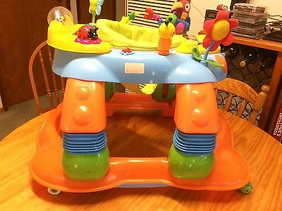 Safety First Melody Garden Activity Centre Walker Rocker