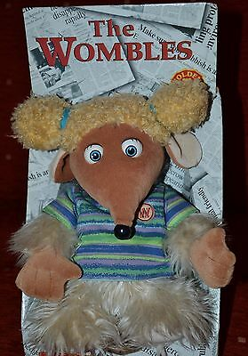 Wombles Alderney 1998 Complete with Box
