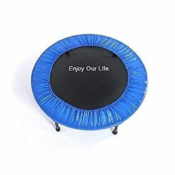 """Rebounder Mini Trampoline with Handle  (38"""")"""