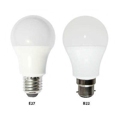 Globes GLS LED 6W Frosted E27 & B22 CLA Lighting GLS13B, GLS14A, GLS15B, GLS16B