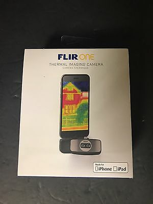 Thermal Imaging Camera Attachment for IOS Apple iPhone for Energy Efficiency