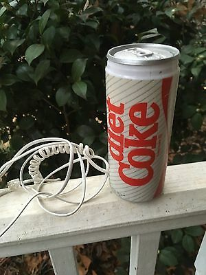Diet Coke Can Telephone Collectible Coca Cola