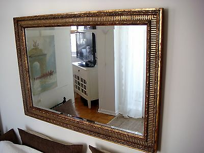 Vintage La Barge Wall Mirror 3.5 ft x 2.4 ft