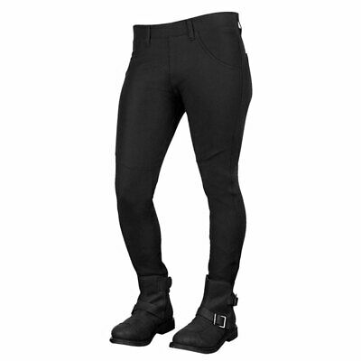 Speed & Strength Womens Comin' in Hot Reinforced Motorcycle Yoga Pants - Size