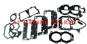 A1 433941 Evinrude/Johnson Outboard Motor 20hp - 35hp 2cyl Gasket Kit 1979-Thru