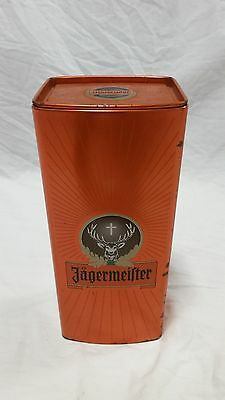 Collectible Jager Tin