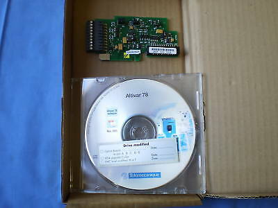 VW3A78204 NEW TELEMECANIQUE SCHNEIDER ENCODER CARD For Altivar 78
