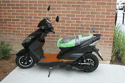 60V Flash ebike electric scooter Green Choice Moto