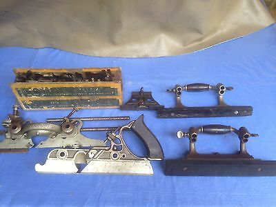Stanley No. 55 Combination Plane Vintage GOOD condition