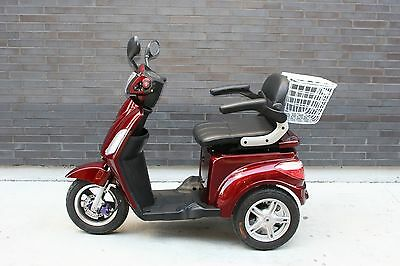 60V 3 wheel mobility scooter from Green Choice Moto