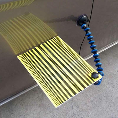 Line Board Paintless Dent Removal Tools Car Dent Repair PDR Tools With Holder