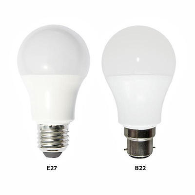 Globes GLS LED 13W Frosted E27 & B22 Ø60mm CLA Lighting GLS22A, GLS23B, GLS24B