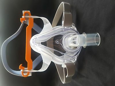 Resmed Airfit F10 Fullface cpap mask and free post