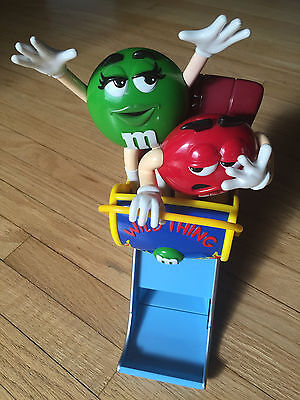 M&M's Wild Thing Roller Coaster Candy Dispensor