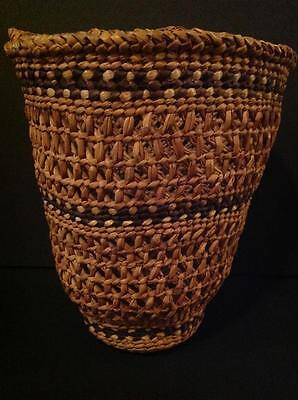 North West Grand Ronde Native American Basket