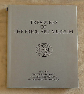 Treasures of the Frick Art Museum - 1975 | Pittsburgh | Italian | French | 1970