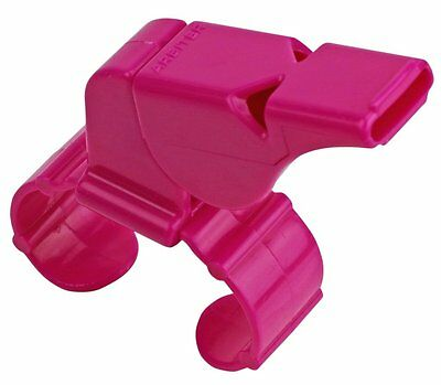 Gilbert Pink Referee Whistle