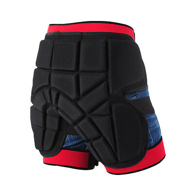 New Motorcycle Shorts Hip EVA Protective Pads Outdoor Comfy Skating Armor Guard
