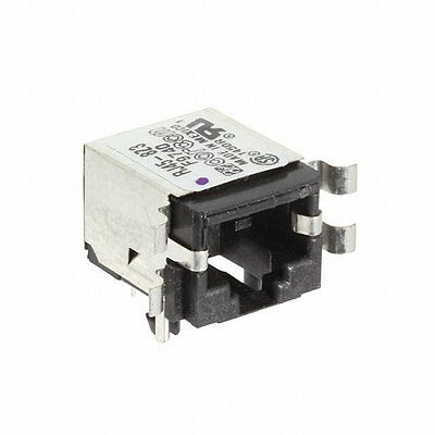(Lot of 11) RJ45-8Z3 Corcom 8-Pin Jack 8p8c 90° Angle (Right) Shielded
