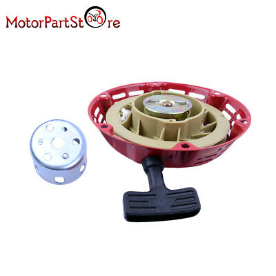 For HONDA GENERATOR GX160 GX200 ASSEMBLY PULL STARTER RECOIL CUP 5.5HP 6.5HP