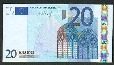20 euros  neuf France Draghi L085 A5
