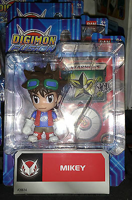 ban dai digimon fusion MIKEY figure ages 4+ toy Special