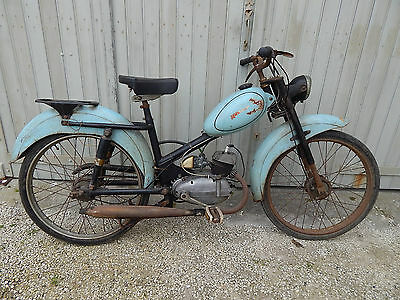 Vintage Moped Italian Gitan Solex Mobylette Puch . To Collect From Oxford