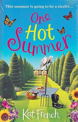 One Hot Summer BRAND NEW BOOK by Kat French (Paperback, 2016)