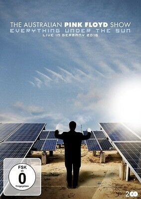 THE AUSTRALIAN PINK FLOYD SHOW - EVERYTHING UNDER THE SUN live in GER. DVD NEUF