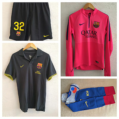 Barcelona player issue training set - training match issue- bargain!!