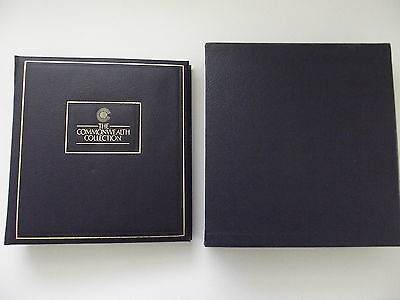 The Commonwealth Collection - 55 Pages Of Mint Stamps - Beautfull Album - No3