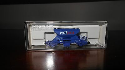 Fleischmann 'n' Scale Set Of 3 Ore Cars # 822910/11/12