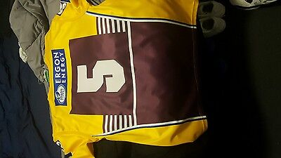 Brand new collecters edition brisbane broncos jersey