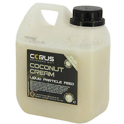 Coconut Cream Liquid Feed 1l Can Hydrate And Boost Your Boilies Carp Fishing Att