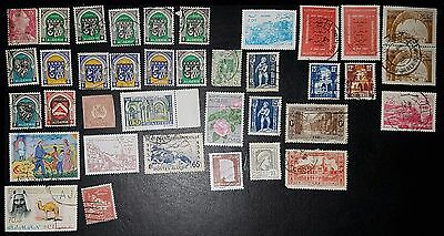 ALGERIA Mixed Selected Stamps (No860)