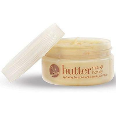 Cuccio Naturale Milk & Honey Butter Blend Massage Hands Feet Body - 42g