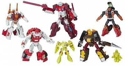 Transformers Generations 7-in-1 Combiner Wars Computron Collection Pack