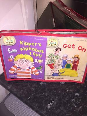 NEW 33 Oxford reading tree Phonics books set Level 1 2 3 Chip Biff £165 KS1