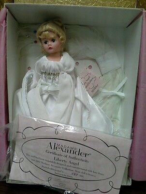 Madame alexander doll 10 inch Liberty Angel