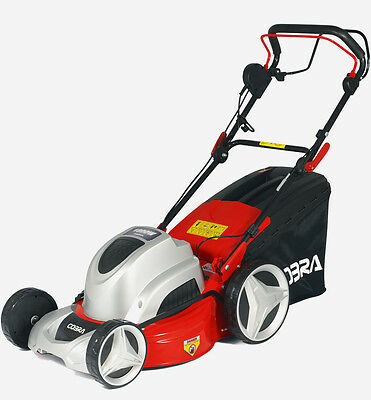 "Cobra MX46SPE 18"" Self Propelled Electric Lawn Mower"