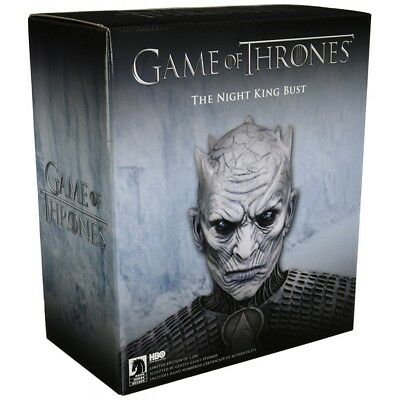 Game of Thrones The Night's King Bust
