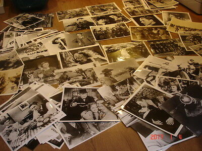Errol Flynn. Over 200 movie stills original and repo