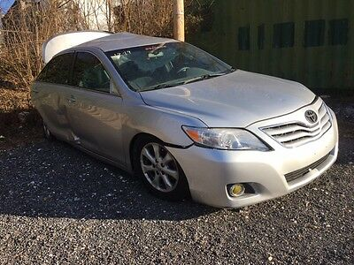 2011 Toyota Camry LE 2011 LE Used 2.5L, Heavy Damage, Parts or Rebuilt, Clean Title