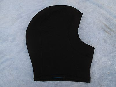5Mm Drysuit Hood Size Xl With Vent Used Condition As Pics Show