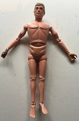 """Vintage Palitoy Action Man """"geyperman"""" Good Condition In Need Of Some Tlc"""