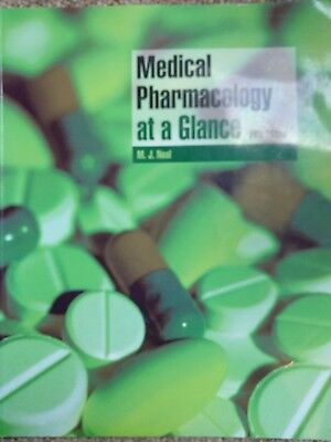 Medical Pharmacology at a Glance by Michael J. Neal (Paperback, 2005)